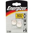 ENERGIZER CR2032 LITIO 3V BLISTER/2 BATTERIE