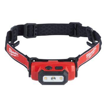MILWAUKEE TORCIA FRONTALE LED 4V L4HL-201 CARICA BATTERIE USB