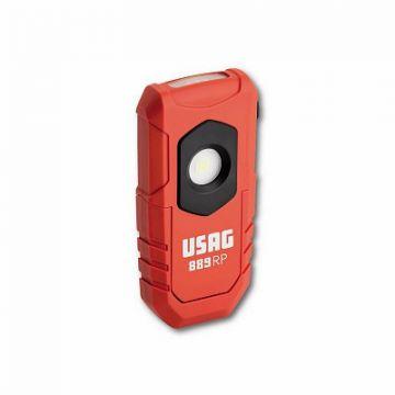 USAG 889 RP LAMPADA LED RICARCABILE COMPATTA