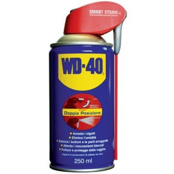 WD-40 SBLOCCANTE SPRAY 250ML  39489 C/EROGATORE PROFES.