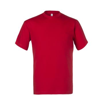 ROSSINI T-SHIRT TAKE TIME ROSSO 100%COTONE 150GR