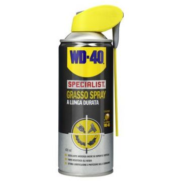 WD-40 GRASSO SPRAY LUNGA DURAT  39217 400ML SPECIALIST
