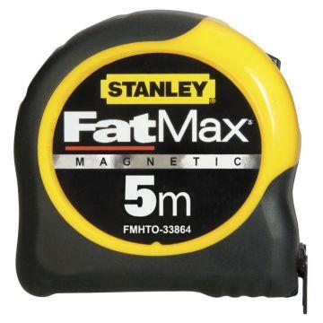 STANLEY FLESSOMETRO FATMAX MT 5 MAGNETICO