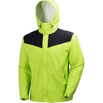 HELLY HANSEN GIACCA TECNICA MENS MAGNI LIME
