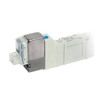 SMC E.VALVOLA SY7120-5YO-C8F-Q 5/2 24VDC MONOSTABILE TUBO D.8
