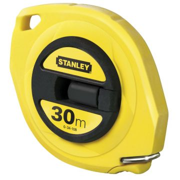 STANLEY ROTELLA NASTRO ACCIAIO MT 30