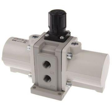 SMC BOOSTER VBA10A-F02  1/4 PORTATA 230 L/MIN