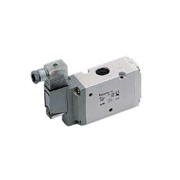 SMC E.VALVOLA VP542-5YO1-03FA 3/2 24VDC D.3/8 NA/NC