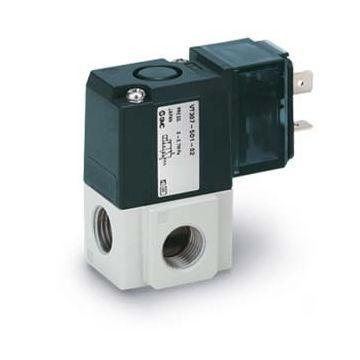 """SMC E.VALVOLA VT307-BDO1-01F-Q 3/2 24VAC D.1/8"""" NA/NC"""