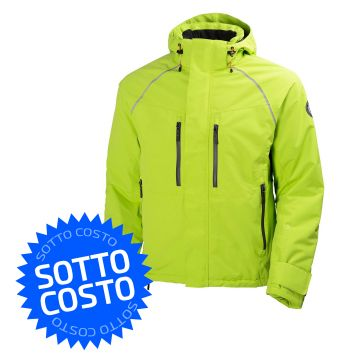 HELLY HANSEN GIACCA ARCTIC TERMICA LIME