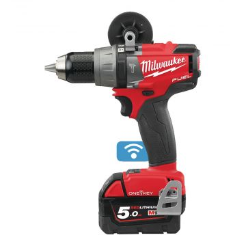 MILWAUKEE TRAPANO M18ONEPD-502X C/PERCUSSIONE 18V 5AH