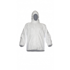 DUPONT GIACCA TYVEK 500 BIANCO TY PP33 S WH 00 CAT.III PB