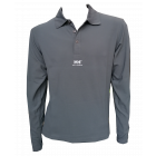 HELLY HANSEN POLO DARK GREY 79045-970 NOTTINGHAM 100% NYLON 240GR