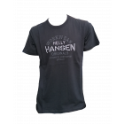 HELLY HANSEN T-SHIRT CHESTER 79170-990 100% COTONE  190GR BLACK