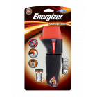 AREXONS ENERGIZER TORCIA IMPACT RUBER LED + 2AA C/BATTERIE