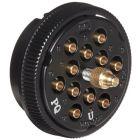 SMC CONNETTORE DM12S-06NU MULTIPLO 12 ATTACCHI X TUBO 6