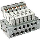 SMC SOTTOBASE SS5Y5-20-02-00F-Q 2 POSTI X VALVOLE 5000