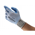 ANSELL GUANTI HYFLEX 11-518 BLU DYNEEMA RIVEST.PU