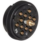SMC CONNETTORE DM12P-06NU MULTIPLO 12 ATTACCHI X TUBO 6